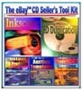 Thumbnail Ebay CD Seller Graphics Toolkit - MRR