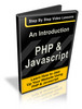 Thumbnail An Introduction To PHP & Javascript - Video Tutorials