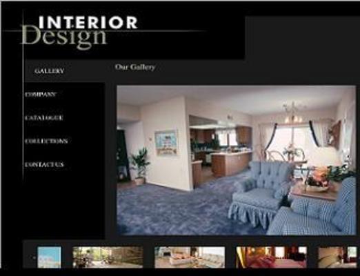 Product picture 10 FLASH CUSTOMIZABLE INTERIOR DESIGN - ARCHITECTURE WEBSITE