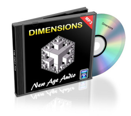 Product picture Dimensions New Age Royaly Free MP3 Audio
