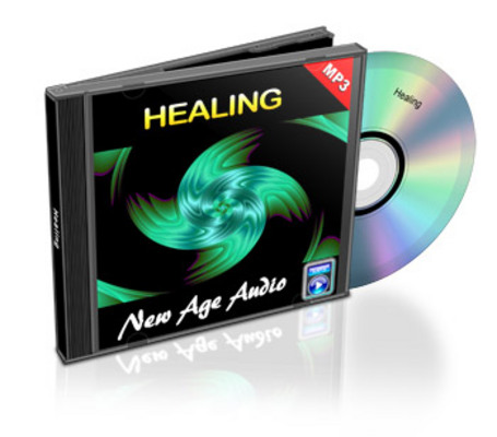 Product picture Healing New Age Music MP3 Audio