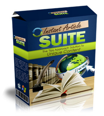 Product picture Instant Article Suite Software Package + Videos -  MRR