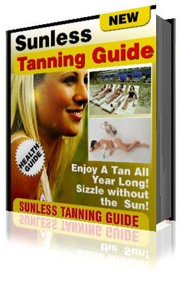 Product picture The Sunless Tanning Guide With Master Resale Rights
