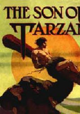 Product picture The Son Of Tarzan By Edgar Rice Burroughs MP3 Audio Book