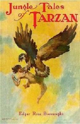 Product picture Jungle Tales Of Tarzan By Edgar Rice Burroughs MP3 AudioBook