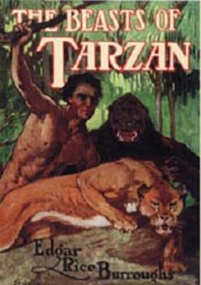 Product picture The Beasts Of Tarzan By E.R Burroughs MP3 Audio Book