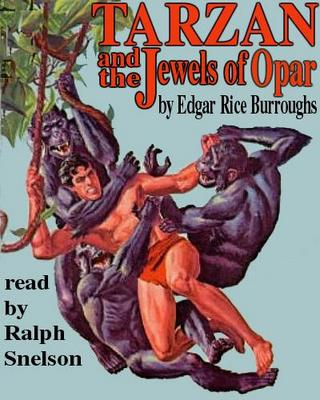 Product picture Tarzan and The Jewels Of Opar By Burroughs MP3 Audio Book