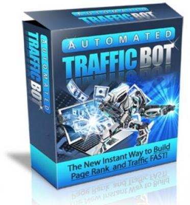 Product picture Automated Traffic Bot - Increase Traffic To Your site