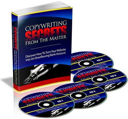 Product picture Copywriting Secrets From The Maters MP3 & PDF Full Version