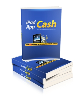 Product picture iPad iPhone Apps Cash Guide PDF Ebook MRR