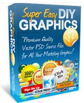 Product picture Super Easy DIY Graphics V2 Pack