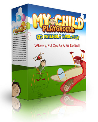 Product picture My Child Play Ground - Safe Internet Browser Software