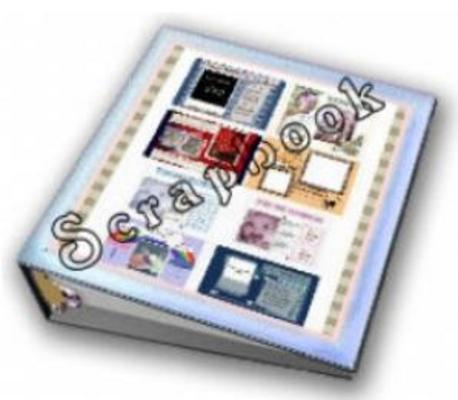 Product picture Scrapbook Template Collection