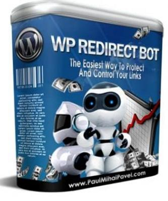 Product picture Wordpress Redirect Bot Plugin MRR