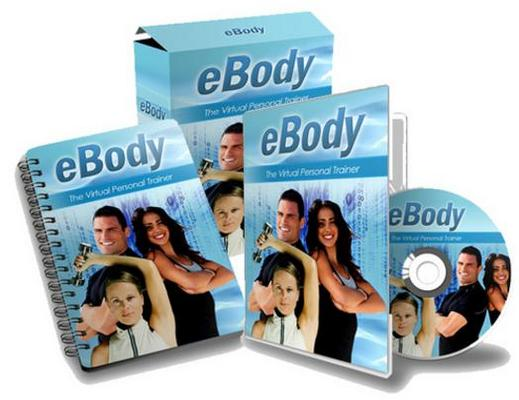 Product picture eBody-The Virtual Personal Traininer Software & ebooks MRR