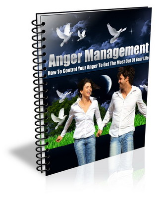 Product picture Anger Management - How To Control Your Anger MRR E-Book