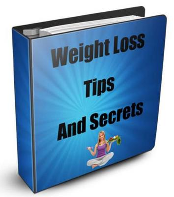 Product picture Weight Loss Tips & Secrets with PLR & FREE BONUS
