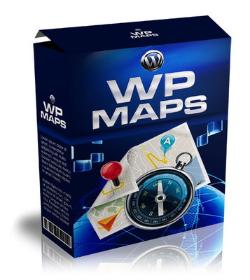 Product picture WP Maps Plugin - The Personal Google Map Generating WordPres