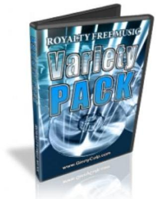 Product picture Royalty Free MP3 Music Variety Pack