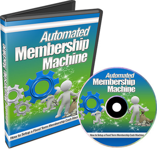 Product picture Automated Membership Machine Videos