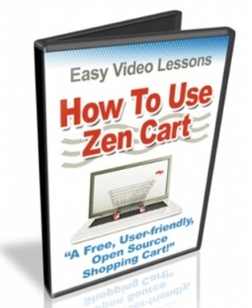 Product picture How to Setup & Use Zen Cart - Video Tutorials